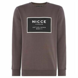 Nicce Est-13 Sweatshirt