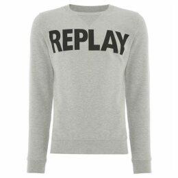 Replay Cotton Sweatshirt