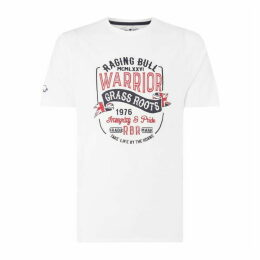 Raging Bull Warrior T Shirt