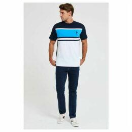 US Polo Assn Block T Shirt