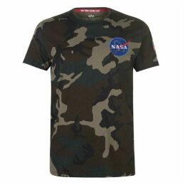 Alpha Industries Alpha Space Shuttle T Shirt