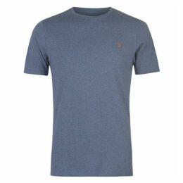 Farah Vintage Farah Denny Marl T Shirt