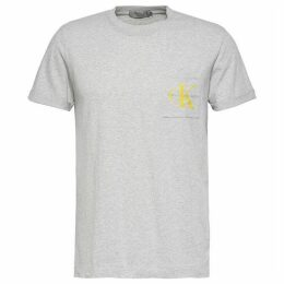 Calvin Klein Jeans Tolan Regular Cotton Tshirt