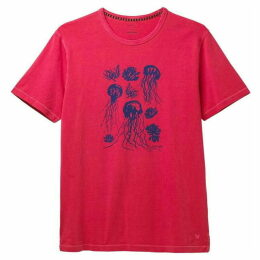 White Stuff Jellyfish Graphic Tee