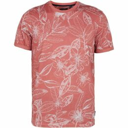 Ted Baker Bota Floral Print T-Shirt