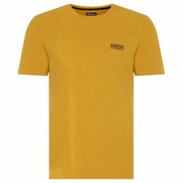 Barbour International Short Sleeved Small Logo Tee