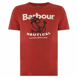 Barbour Lifestyle Barbour Anchor Short Sleeved Tee
