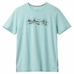 White Stuff Desert Scene Graphic Tee