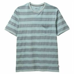 White Stuff Textured Stripe Tee