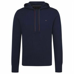 Tommy Hilfiger Cotton Structure Hoody