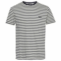French Connection Loopback Breton Jersey T-Shirt