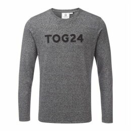 Tog 24 Stockton Mens Graphic Long Sleeved T Shirt