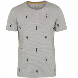 Ted Baker Vipa Embroidered Cotton Tshirt