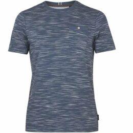 Ted Baker Skales Slub Look Cotton T-Shirt
