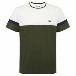 Lacoste Men S Tee-Shirt