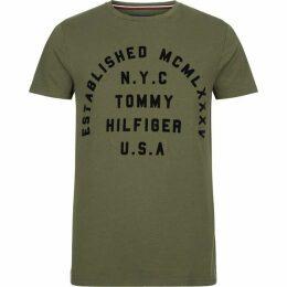 Tommy Hilfiger Stamp Logo T-Shirt