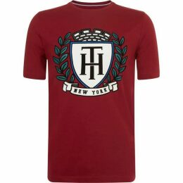 Tommy Hilfiger Th Crest Graphic T-Shirt