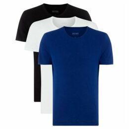 Boss 3PK Small Logo T Shirt