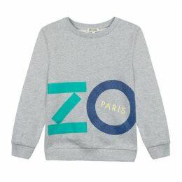Kenzo Kid Boy Sweat Shirt