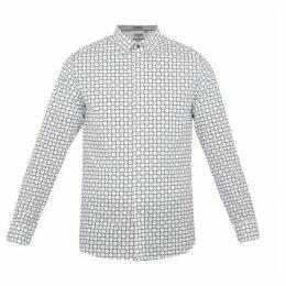 Ted Baker Geometric Print Shirt