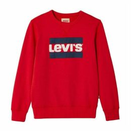 Levis All Ages Boy Sweat Shirt