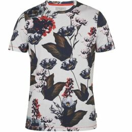 Ted Baker Printed Cotton Tshirt