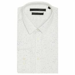 Kenneth Cole Arthur Random Spot Print Shirt