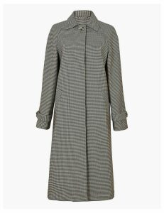 Autograph Dogtooth Car Coat