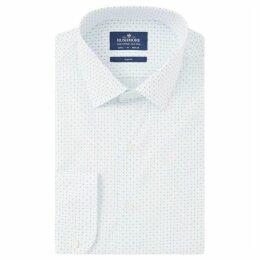 Rushmore Soto Slim Spot Print Shirt