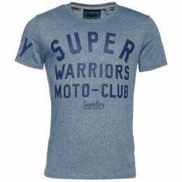 Superdry Warriors Biker T-Shirt