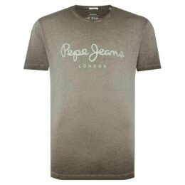 Pepe Jeans West Sir Ii Short Sleeve T Shirt