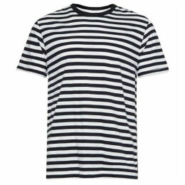 French Connection Nautical Stripe Jersey T-Shirt