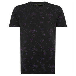 Label Lab Tonal Floral Tee