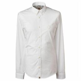 Pretty Green Stretch Slim Fit Shirt