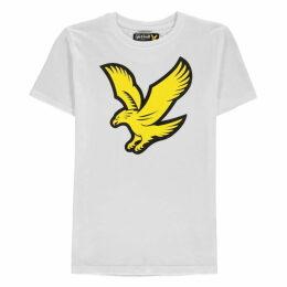 Lyle and Scott Eagle T-Shirt Jn00