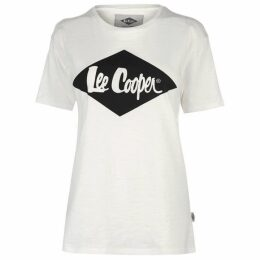 Lee Cooper Diamond T Shirt