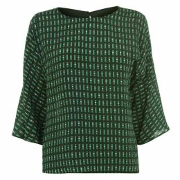 Max Mara Weekend Adone Print Top