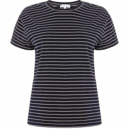 Warehouse Stripe Casual T-Shirt