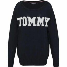 Tommy Hilfiger Rachel Logo Sweater