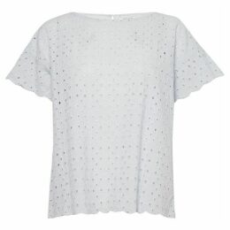Great Plains Summer Broiderie Anglaise Top