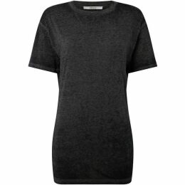 Replay T-Shirt Corset Detailing