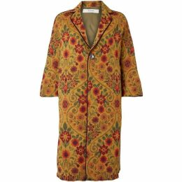 Replay Jacquard Kimono Coat