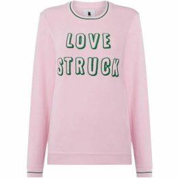 Blake Seven Pink Love Struck Sweater