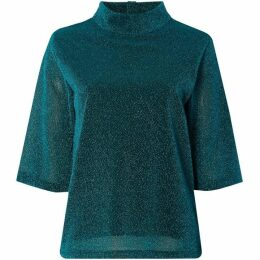 Sofie Schnoor Sparkle high neck top