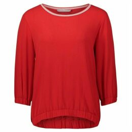 Betty Barclay Crêpe And Jersey Top