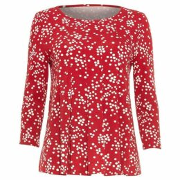 Phase Eight Suzan Spot Swing Top