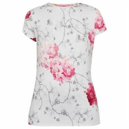 Ted Baker Miriall Babylon Fitted Tshirt