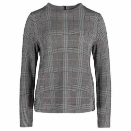 Betty Barclay Check Top