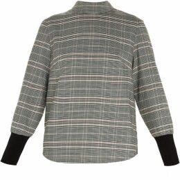 Ted Baker Kimmto Check Top