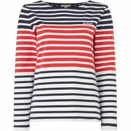 Barbour Lifestyle Tellin Stripe Long Sleeve Top